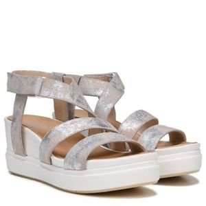 Dr. Scholls Palamino Social Athletic Wedge Sandals